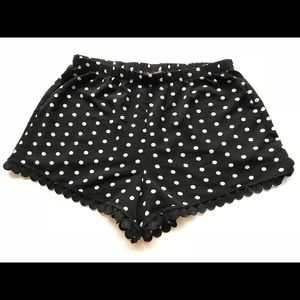 REVAMPED POLKA DOT SHORTS!
